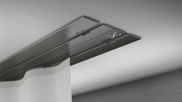 X-rail Basic Carbon 2-läufig |cm