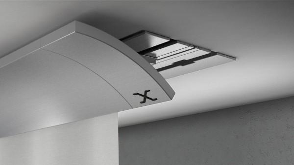 X-wave BASIC 1-5 läufig Edelstahl