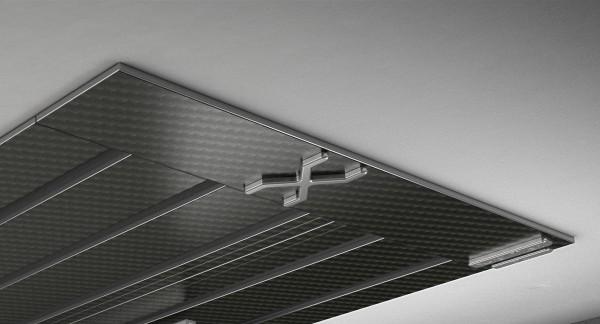 Endkappe X-rail Titan li Carbon 5-lfg (SD)