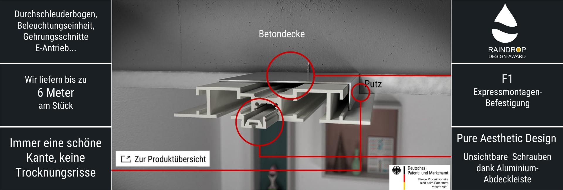 Produktvorteile-und-Montageskizze-Einputzschiene