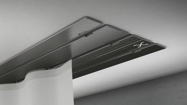 X-rail Basic Carbon 3-läufig  cm