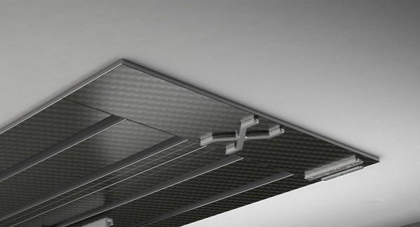 Endkappe X-rail Titan li Carbon 4-lfg (SD)