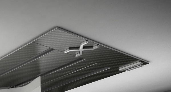 Endkappe X-rail Titan li Carbon 3-lfg (SD)