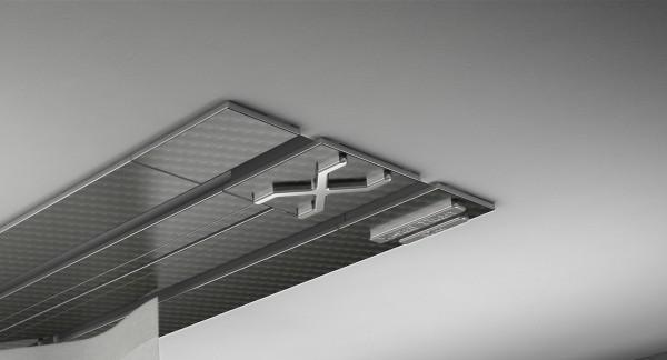 Endkappe X-rail Titan li Carbon 2-lfg (TB)