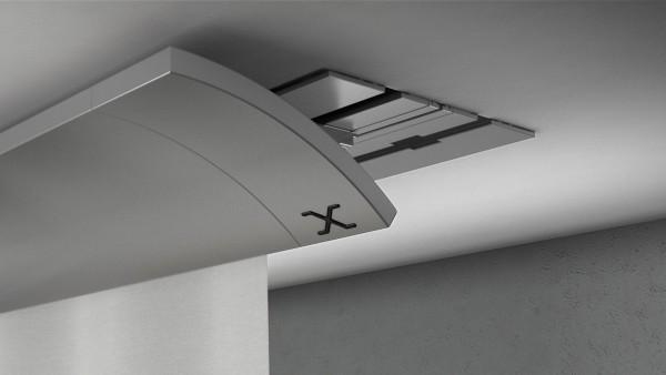 X-wave BASIC 1-5 läufig Aluminium