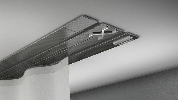 X-rail TITAN 1-5 läufig Carbon