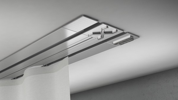 X-rail TITAN 1-5 läufig Aluminium [SD]