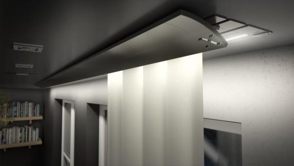 Beleuchtungseinheit-X-wave