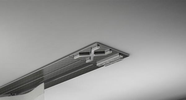 Endkappe X-rail Titan li Carbon 1-lfg (SD)