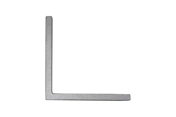 Eckverbinder 90 Grad 1-läufig X-rail für Gehrungsschnitt