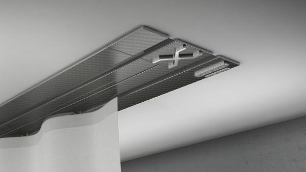 X-rail TITAN 1-5 läufig Carbon [SD]