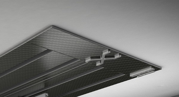 Endkappe X-rail Titan re Carbon 4-lfg (SD)